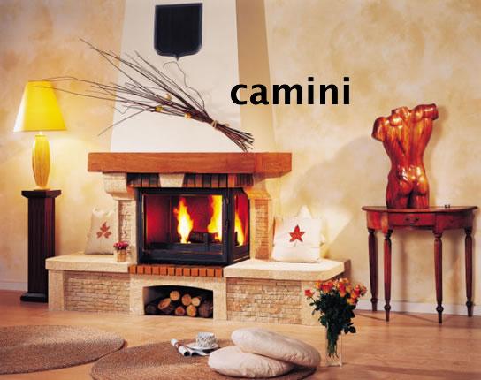Vendita caminetti online prezzi camini a legna inserti e termocamini - Riscaldare casa in modo economico ...